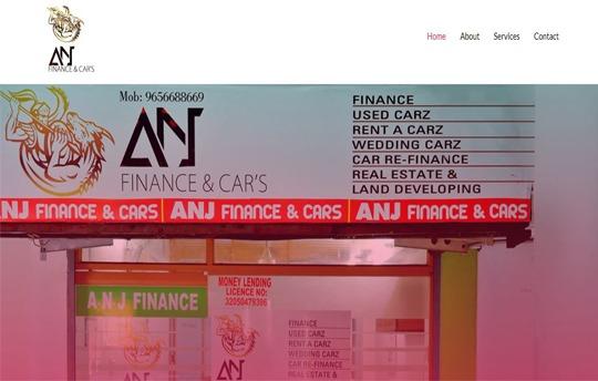 anj finance