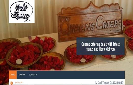 queens catering
